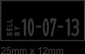 10.25 label